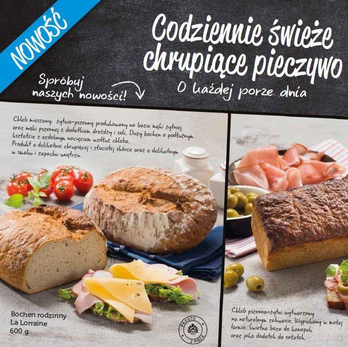 Spróbuj chlebów wypiekanych na naturalnym zakwasie z najwyższej jakości mąk! #intermarche #chleb #prostozpiecia