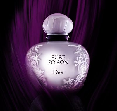 Pure Poison, by Dior. I really want this fragrance.
