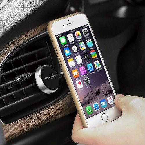Magnetische Handyhalterung fürs Auto