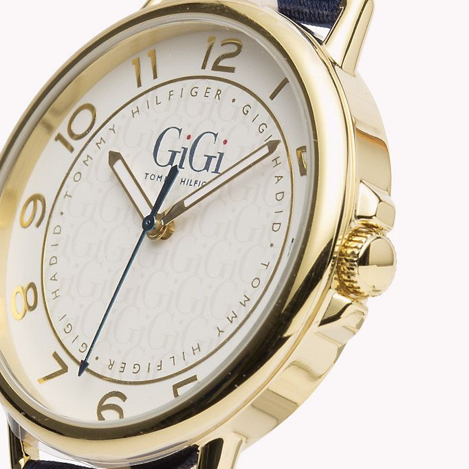 Image for Gold Plated Watch GiGi Hadid from TommyRU