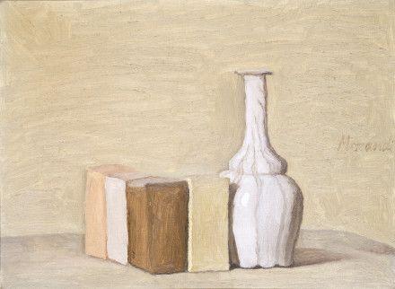 Giorgio Morandi, Still Life  on ArtStack #giorgio-morandi #art