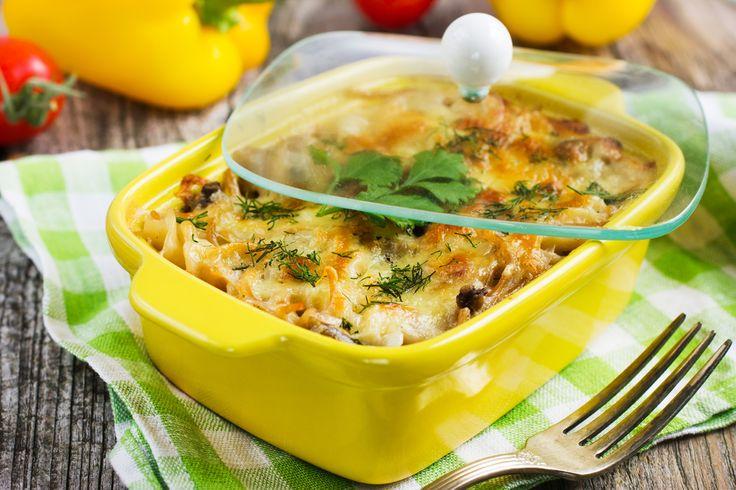 Запеканка из фасоли с овощами - Babyblog.ru