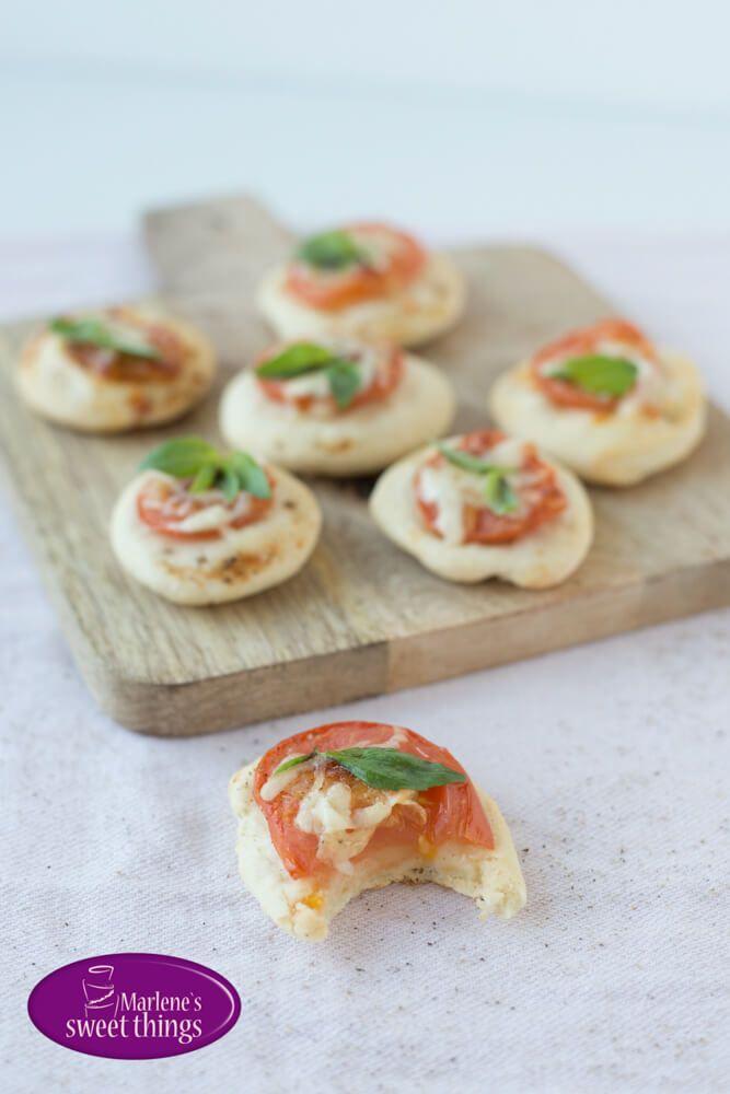 Pizette Mini-Pizza Rezept Fingerfood