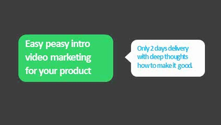 mashengky: create a 60 seconds AWESOME animated sales video with max 14 slides and licensed music for $5, on fiverr.com