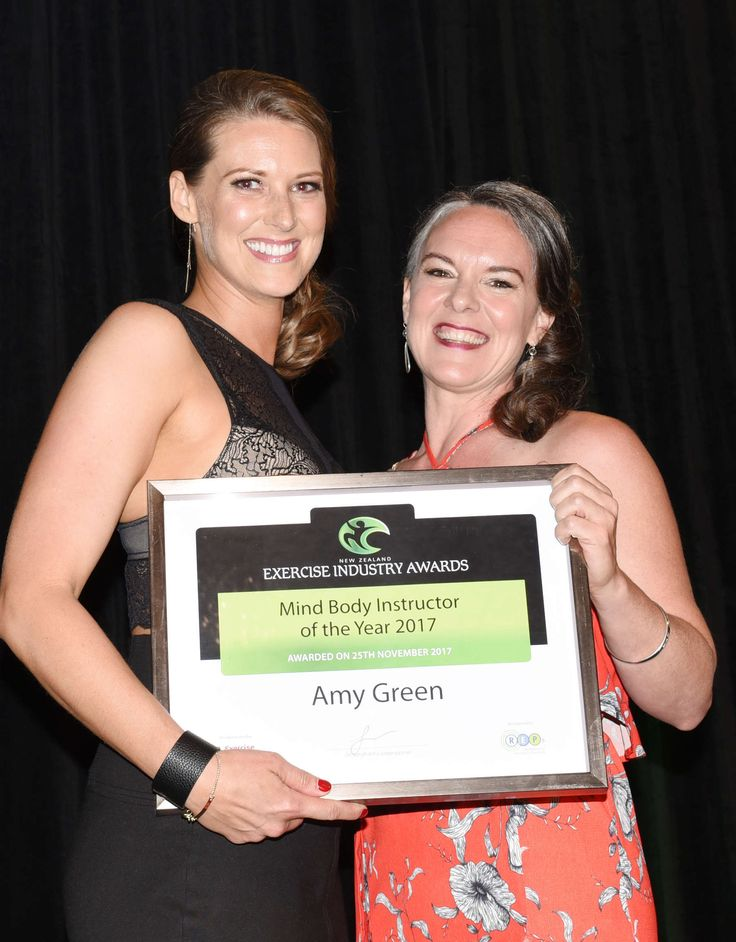 NEW BLOG POST ALERT!  CONGRATULATIONS, Amy Green! Our Mind Body Award winner this year. Check out everything that's happened at the New Zealand Exercise Industry Awards dinner. Such a memorable and inspiring time with industry leaders!  #exercisenz17 #yogacrew #yoganewzealand