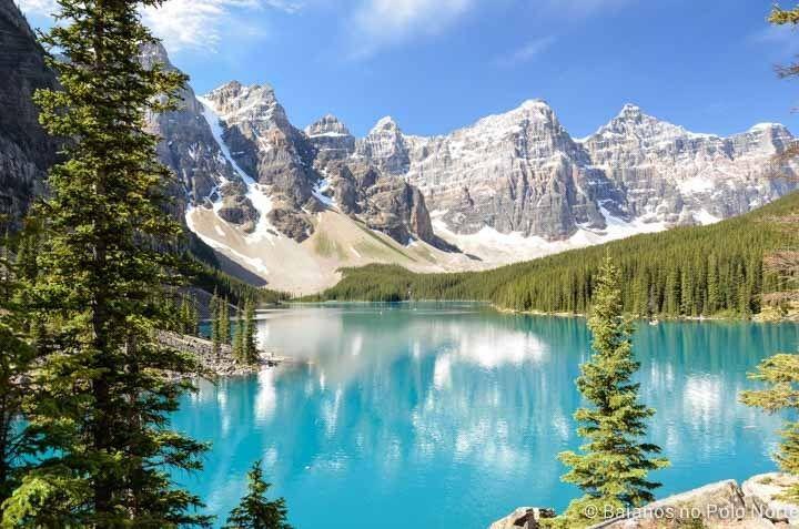 O Discovery pass dá direito a visitar 148 parques nacionais e atrações históricas no Canadá. Em 2017 ele será gratuito para todos.