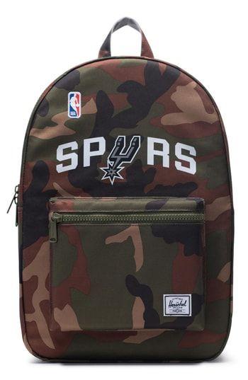 0327099655b HERSCHEL SUPPLY CO. SUPERFAN SETTLEMENT NBA BACKPACK - GREEN.   herschelsupplyco.  bags  backpacks