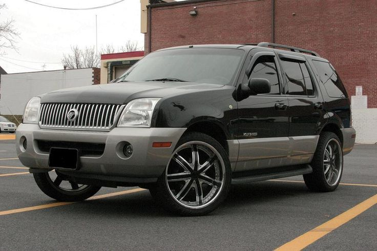 1000+ ideas about Mercury Mountaineer on Pinterest ...