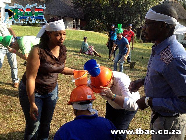Bucket Challange Team Building Activity #Ottobock #TeamBuilding #TheAmazingPlace