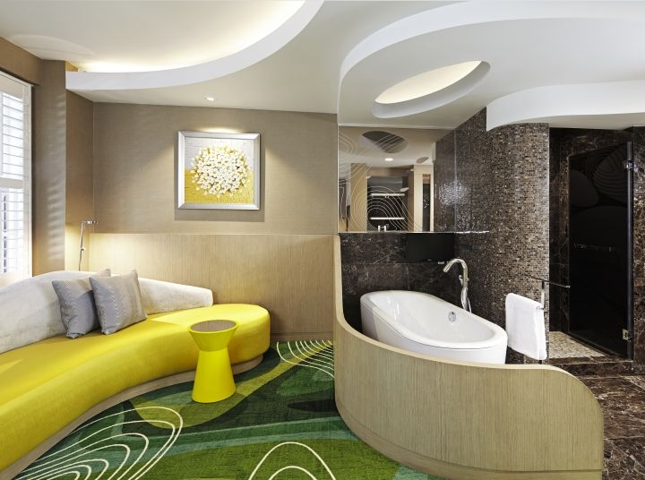 Dusitd2 Constance Pasadena Hotel By Pal Design Pasadena California Retail Design Blog