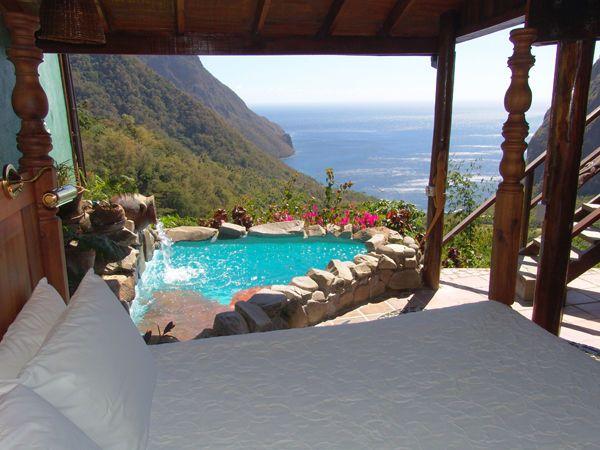 Ladera Resort, Sta Lucia