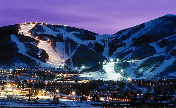 Park City Utah.  This community is filled with year around activities.  There are 3 world class ski resorts to choose from: Canyons, Park City Mtn. & Deer Valley Resort.  It's home to the Sundance Film  Festival, it has great golfing, mtn. biking & zip lines to ride.  A lot of things to do in this place.