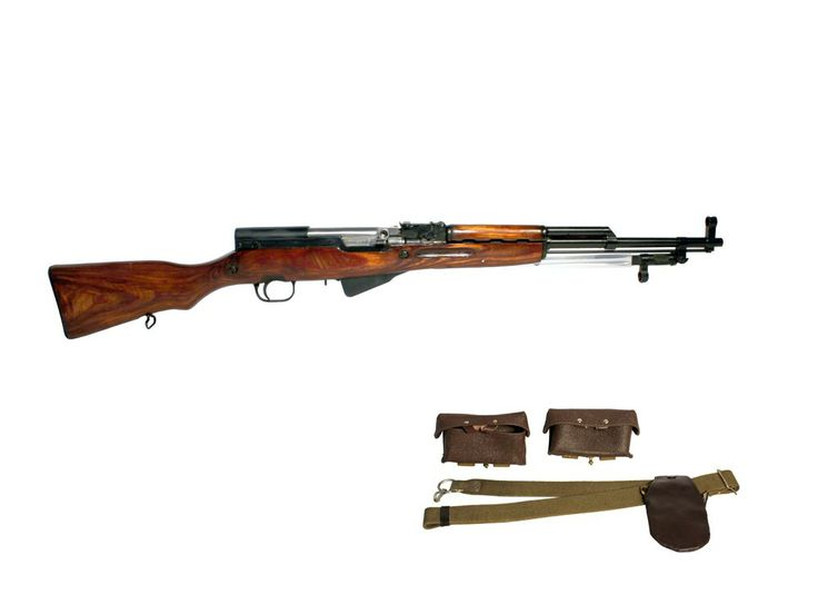 "Wolverine Supplies - Online Gun Store | Product Details | Siminov SKS 7.62x39 21"" Laminate Stock"