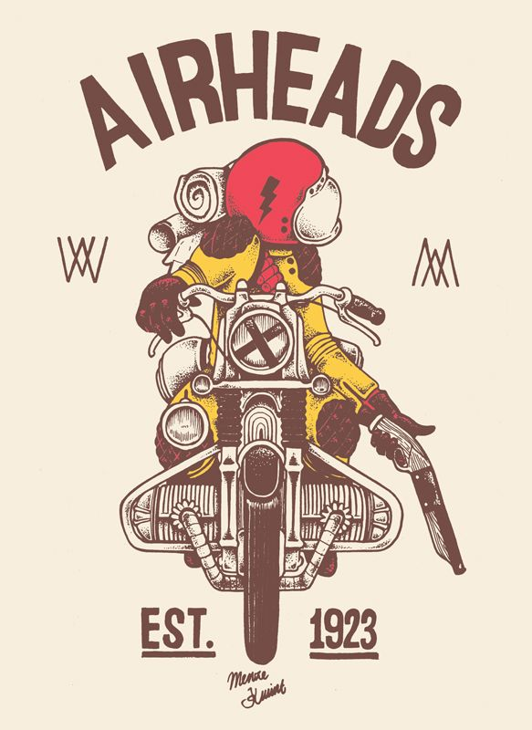 Airheads by Menze Kwint