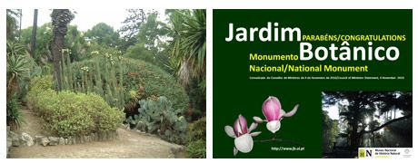 One of the two Lisbon Botanical Gardens, right in the city centre and just 10min walk away from our guest house