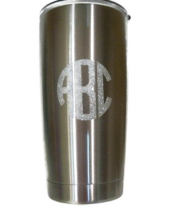 http://www.idecz.com/category/Yeti-Tumbler/ Anchor with Bow and Name Personalized Yeti Tumbler