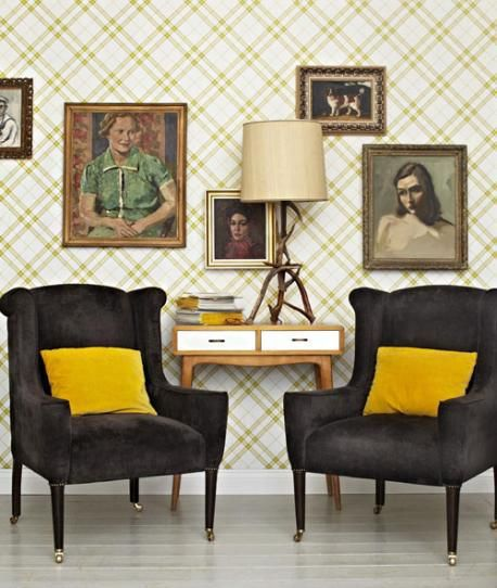 Tartan inspiration for your home