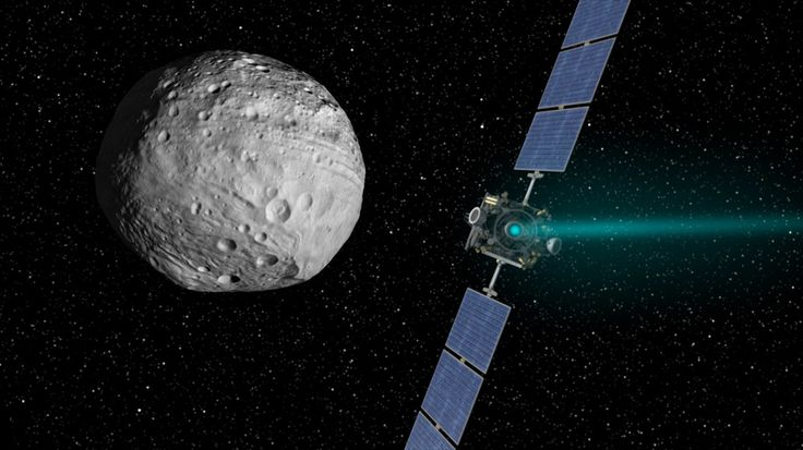 The fate of NASA's Dawn spacecraft is still undecided   Astronomy.com