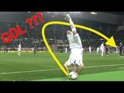 20 Gol PALING Jenius, SKILL DEWA! √ - YouTube