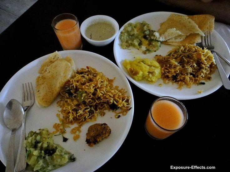 Food at Jungle Lodges & Resorts - Karnataka