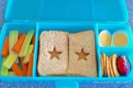 Lunchbox ideas with free mix-and-match printable