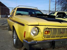 The AMC Gremlin was launched in 1970 and competed directly against the Ford Pinto
