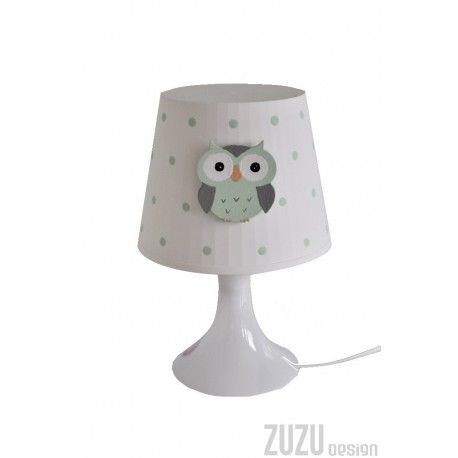 lampka nocna z sową