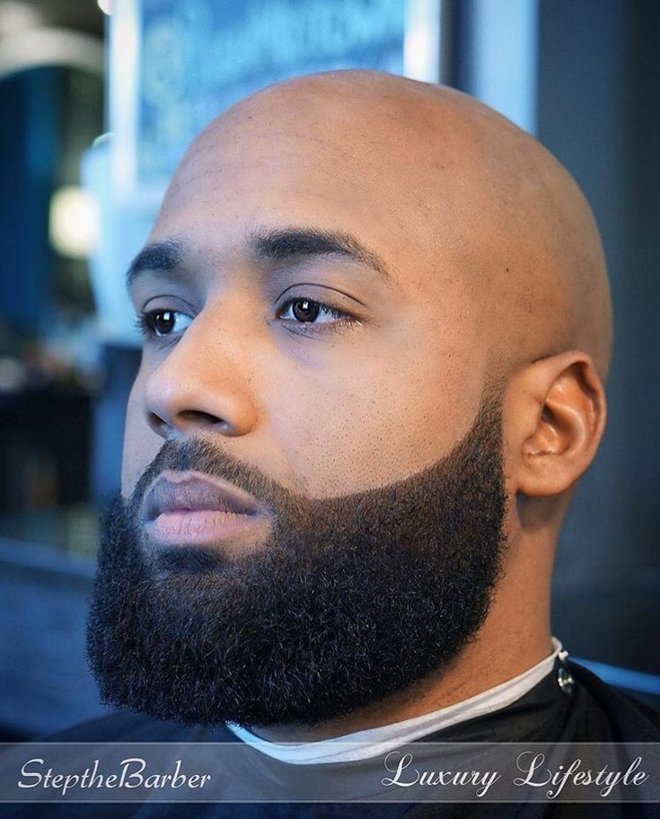 Best 25 Black Men Beards Ideas On Pinterest Black Men