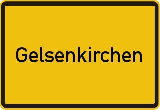 Autoverschrottung in Gelsenkirchen