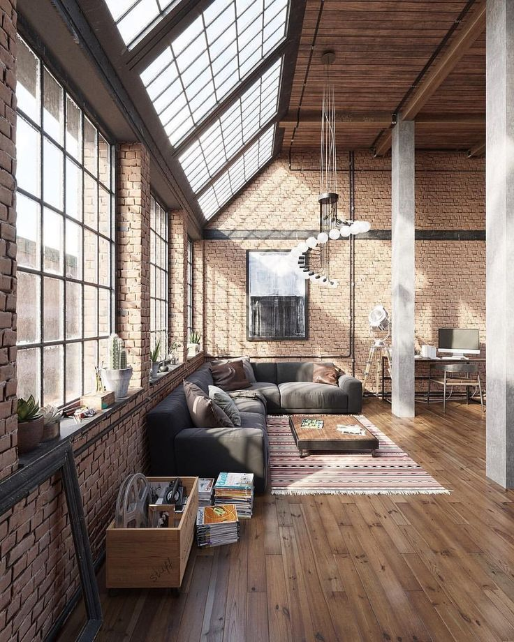 5 Fabulous Ideas Can Change Your Life Industrial Rustic Architecture Modern Ind Trend In 2020 Industrial Loft Design Industrial Interior Design Minimalism Interior
