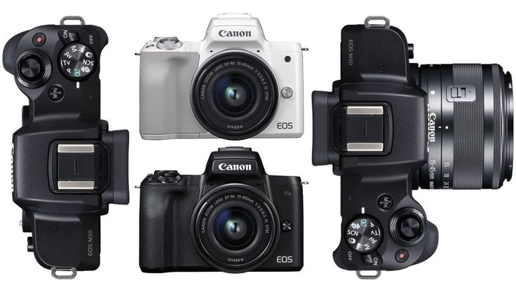 Canon's New Eos M50 Mirrorless Is Finally Official - Diy Photography #photography #camera https://www.diyphotography.net/canons-new-eos-m50-mirrorless-finally-official/