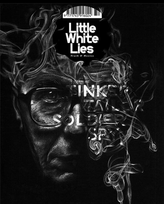 tinker tailor soldier spy by john le carre  little white lies  Francesca Hotchin