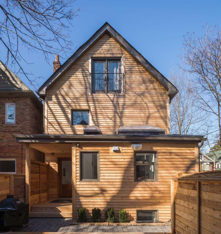 hilton residence by studioac - Wood Houses Design