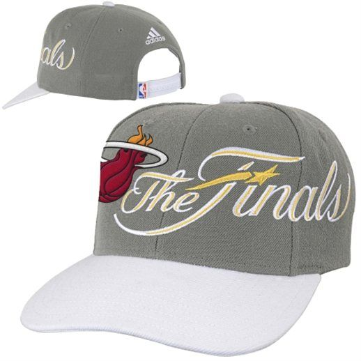 5e4442830731eb Miami Heat 2014 NBA Eastern Conference Champions Snapback Hat ...