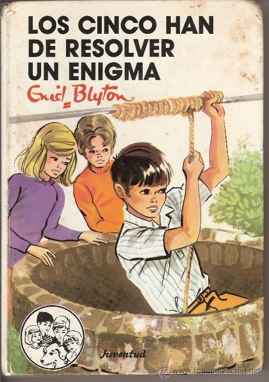 Los Cinco by Enid Blyton