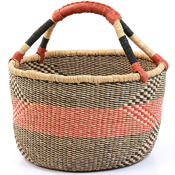 "toys or blankets Market Basket 14"" Across22302: Market Baskets, Trade Baskets, Africans Baskets, Baskets 14, Shops Baskets, Marketing Baskets"