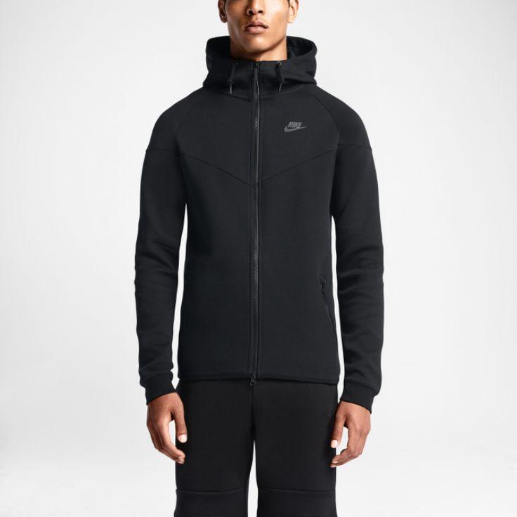 Health Goth // Nike / Nike Tech Fleece Windrunner