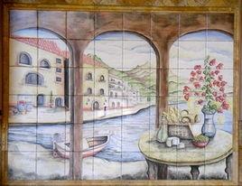 Mediterranean Artwork