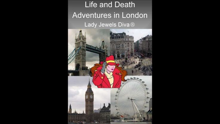 This is the 2011 book trailer for my novel, LIFE AND DEATH ADVENTURES IN LONDON.