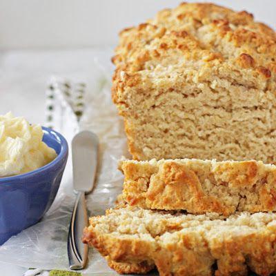 Butter Honey Beer Bread