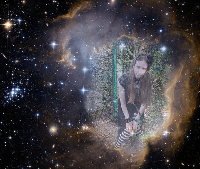 myself in the stars