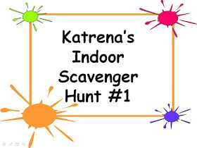 Wildflower Bouquets – Enjoy Simple Pleasures: Katrena's Indoor Scavenger Hunt #1 – Free Clues, Directions and Answers