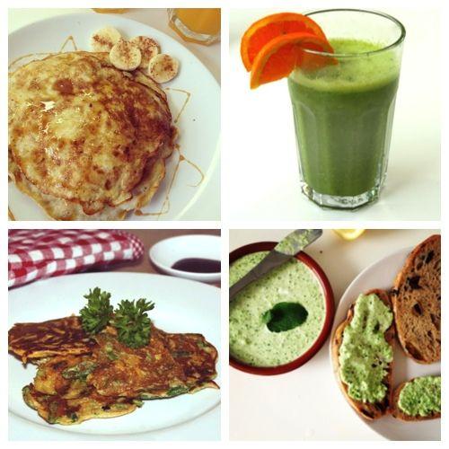 Deze heerlijke recepten zijn allemaal eat-clean!