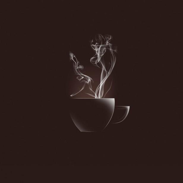Hot Coffee - iPad Wallpaper