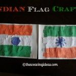 Indian Flag craft , Patriotic paper Mosaic , Tricolor craft for teaching kids about India flag , Indian flag craft activities , India republic day crafts