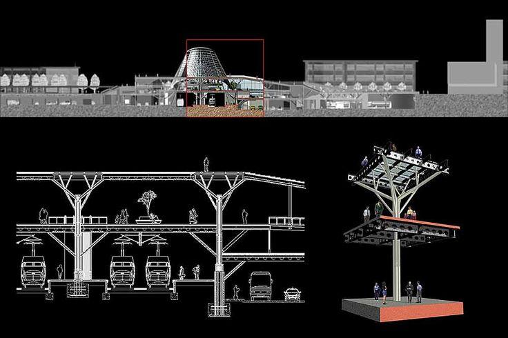 Presidents Medals: Multimodal Transportation Center In Concepcion