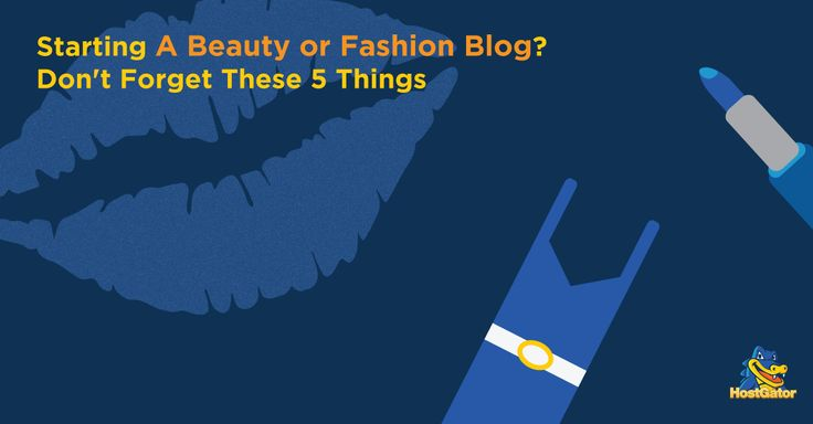 Blogging in the fashion and beauty space can be a lot of fun. If you have a passion for beauty and fashion, then a blog can be a great way to showcase your creativity, appreciation, and unique voice, all while making a profit.
