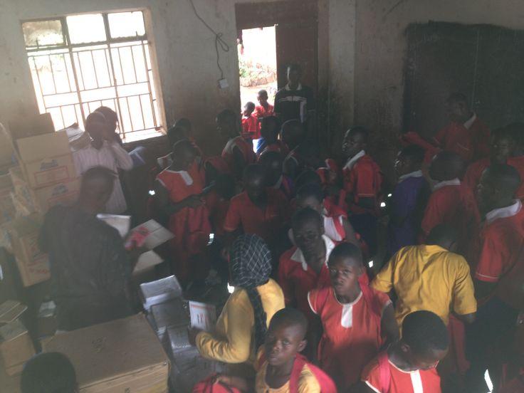 Uganda - June 2014