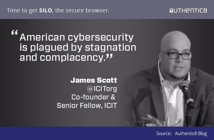 James Scott, Senior fellow, Center for Cyber Influence Operations Studies and Institute for Critical Infrastructure Technology    #JamesScott #CCIOS #ICIT #CyberSecurity #InfoSec #America #Stagnation #Complacency
