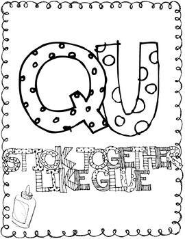 Kindergarten Qu Wedding Packet t
